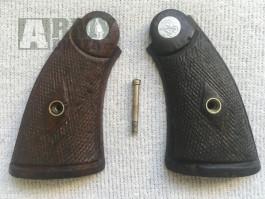Prodám střenky revolveru S&W Military & Police (Victory)