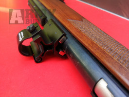 Montáž pro puškohled, baterku nebo laser (25mm) na magnet
