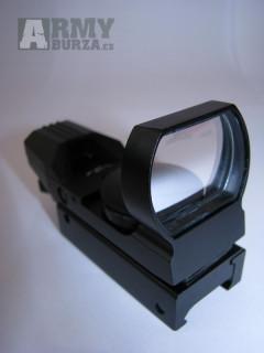 Kvalitní otevřený KOLIMATOR odolný v kovovém pouzdře
