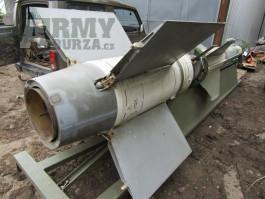 RAKETA S-125 Něva/Pečora maketa