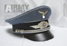 Brigadýrka / čepice Luftwaffe