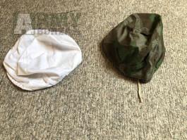 Potah na helmu WH (lámaná skála+bílý)