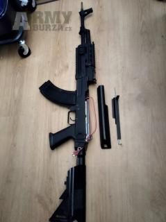 AK47 GP celokov