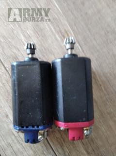 Motory zátěžové krátké Cyma