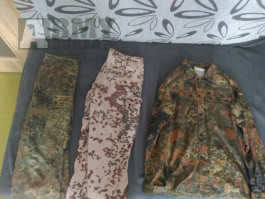 Flectarn Set + Tropetarn kalhoty