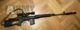 SVD upgrade king arms