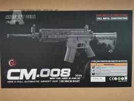 Pušku celokov M4A1