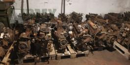 Prodam motory Ford Mutt