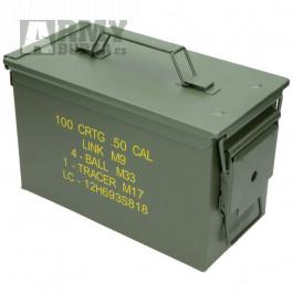 Hermetické schránky M2A1