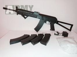 CM.040k (AK-105), (nové střeva)