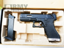 Airsoft glock 18 c WE