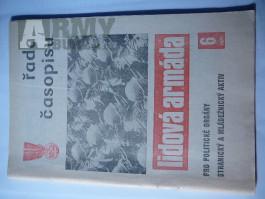LIDOVÁ ARMÁDA 6 / 1977
