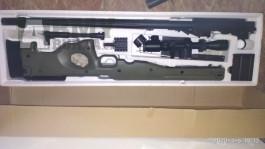 Odstřelovací puška Zbran L96 AWS MB4402D