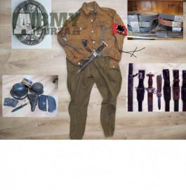 Mám zájem o staré,vojenské věci do r.1950