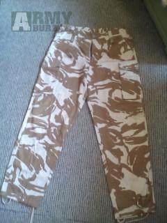 Kalhoty anglicke