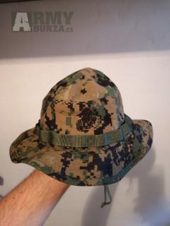 patrol cap a klobouk USMC
