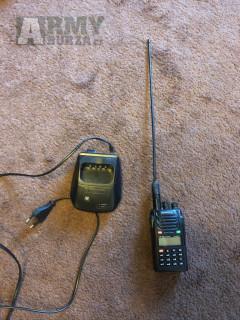 vysílačka WOUXUN UVD-1P VHF/UHF