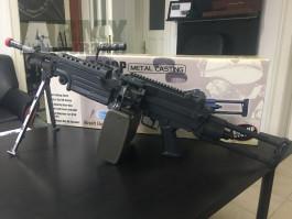 Airsoft Minimi M249 nepoužitý