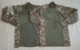 US Army UCP ACS Army Combat Shirt, digitální bojové triko UBAC