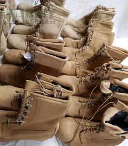 US Army ICWB Goretex boty, nepromokavá outdoor obuv