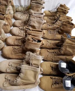 US Army TWCB Goretex boty, nepromokavá outdoor obuv