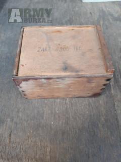 Vojenská krabička