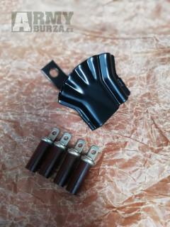 Gaz 69 - držák zapalovacích kabelů