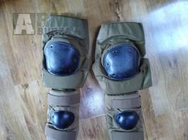 chrániče na kolena a lokty