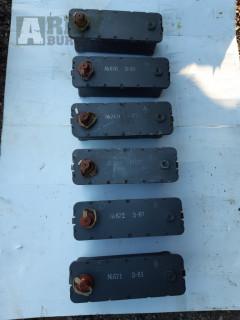 Vojenské baterie z odpalovacího kompletu 9K11 Maljutka