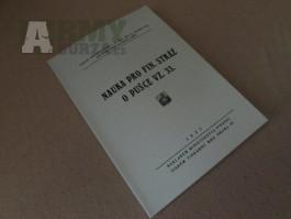 Nauka pro Finanční stráž o pušce VZ.33