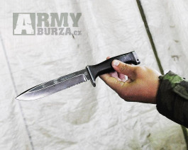 Útočný nůž Cháron pro příslušníky 43.VPR