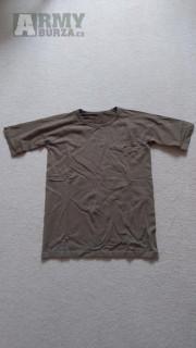 funkční technické triko / tričko / shirt TAN