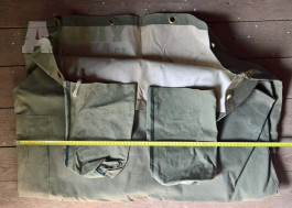 Jungle bags a lodní pytel USA Pacifik 1944