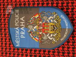 Městská policie Praha - Našivka