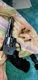Revolver na airsoft