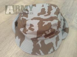 pouštní vojenská čepice