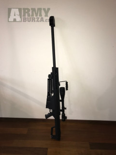 Prodám odstřelovací pušku m82 A1 barrett