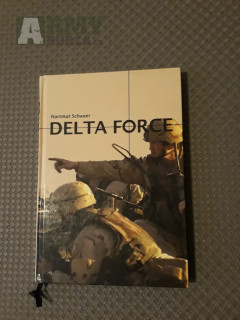 Knihy Delta force, uniformy