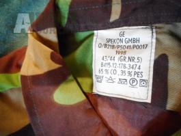 Woodland blůza - NĚMECKÝ výrobce