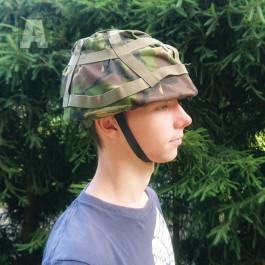 Prodám cvičnou helmu velikosti S-M, obvod hlavy 53-60