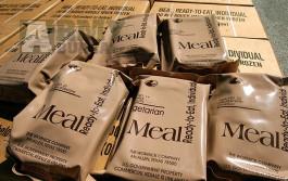 Potravinové dávky, potravinové balíčky, BDP, MRE, IMRE, KDP a další
