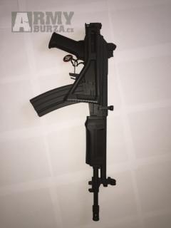 Airsoftová zbraň Galil SAR (CM.043B) - celokov