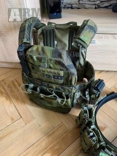 Nosič plátů TacticalPro