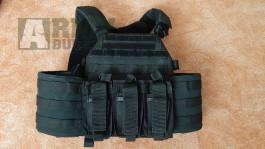 Nosič plátů DCS od Warrior Assault Systems