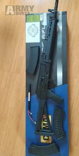 Prodám nové AK 077 Blue Edice + upgrade