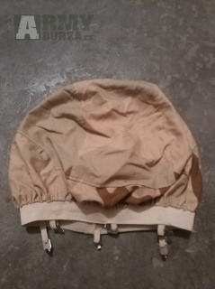 3D desert potah na helmu