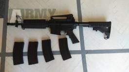 M4A1, boty lowa, bundy