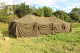 Prodám originální stany americké armády - TENT, GENERAL PURPOSE, MEDIUM (2 kusy)