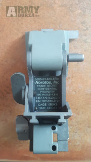 NVG Rhino mount Norotos Titanium