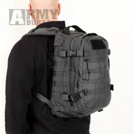 Batoh Tactical 20 IV - ŠEDÁ